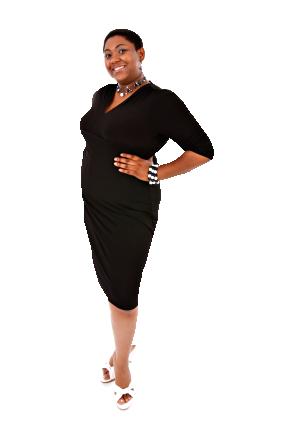 Businesswoman-Black